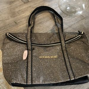 Limited edition Victoria's Secret Weekender Tote